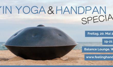 Yin Yoga – Handpan Special