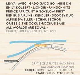 Gado Gado Bo – HOME Festival Greifenstein
