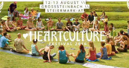 Amín y Andrea Handpan @ Heartculture Festival
