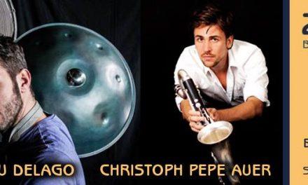 Manu Delago/Christoph Pepe Auer – 21.12.2016 – Mattsee Salzburg