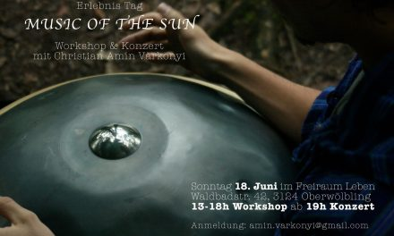 """Music of the sun"" Workshop & Konzert mit Amin Varkonyi (Ö)"