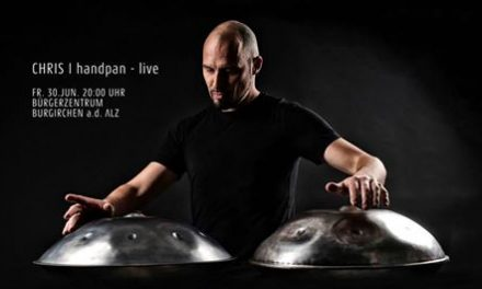 CHRIS | handpan – 30.6.2017 (DT)