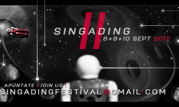 Singading Handpan meeting – Sept. 2017 (Spanien)