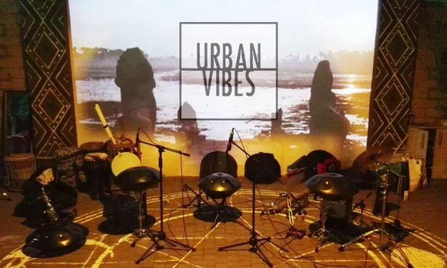 Urban Vibes trio • 1.7.2017 in Rom (IT)