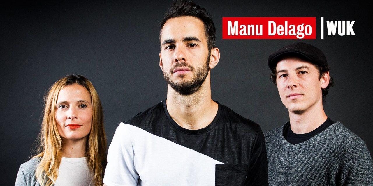 Manu Delago | 7.11.17 Wien