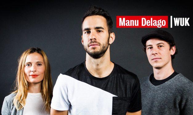 Manu Delago   7.11.17 Wien