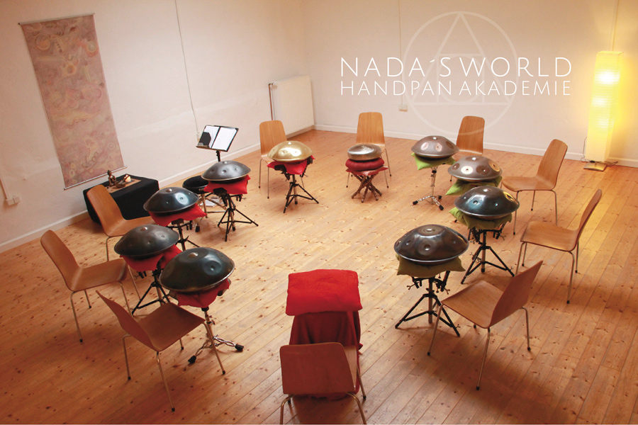 Handpan Workshop Level 2 – 29.10.2017 & 12.11.2017 – Handpan Akademie Karlsruhe (DT)