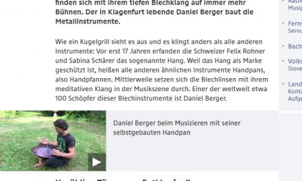 Deepan im Radio Kärnten
