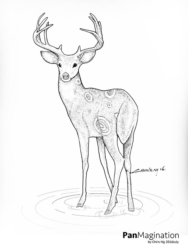The F Integral Deer