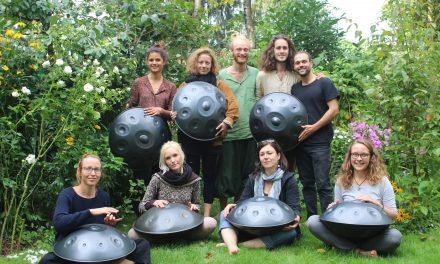 Handpan Workshop by Yatao – 29.11.17- München (DT)