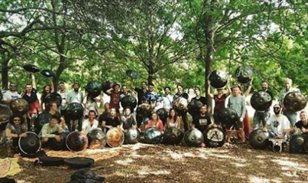 Romagna Handpan Gathering ( Christmas Edition ) by Blesspan 10.12.2017 (IT)