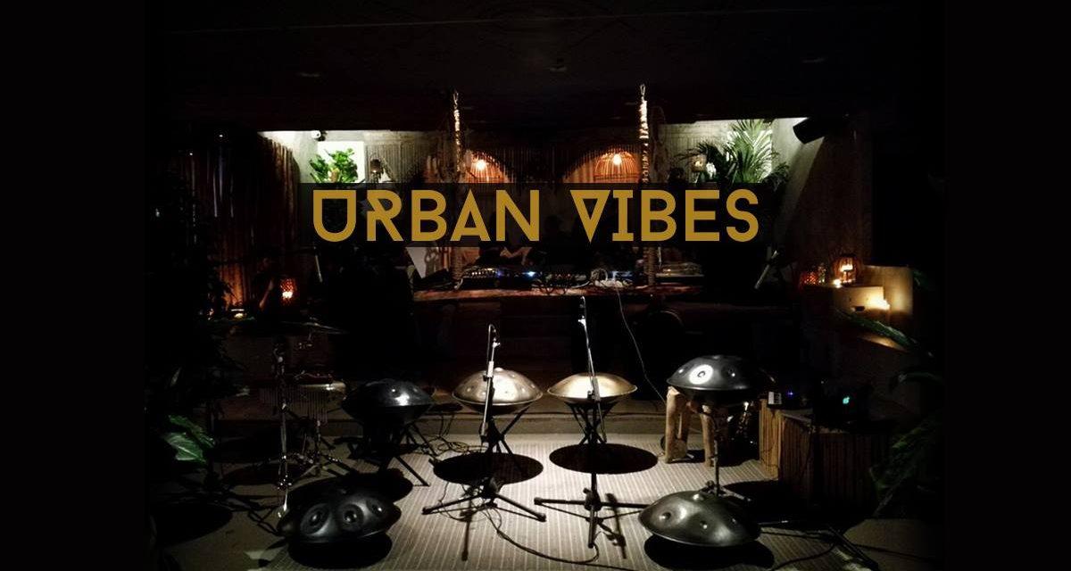Urban Vibes live – 19.11.2017 Rom (IT)