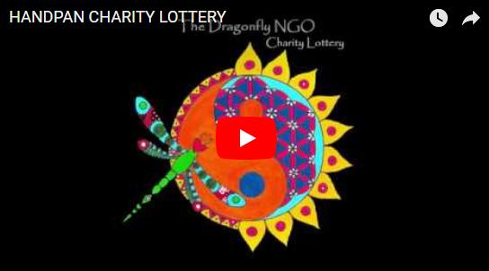 Handpan Lotterie für einen guten Zweck