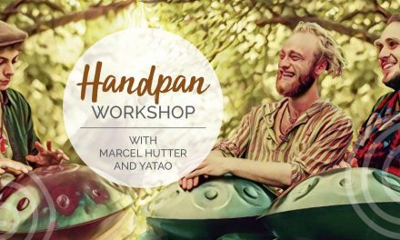 Handpan-Workshop mit Yatao & Marcel Hutter – Linz (AT)