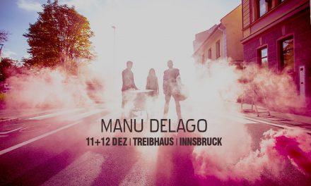 Manu Delago – Metromonk Tour – 11&12.12.17/ Innsbruck (AT)