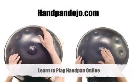 """Handpan Dojo"" – Onlinekurs"
