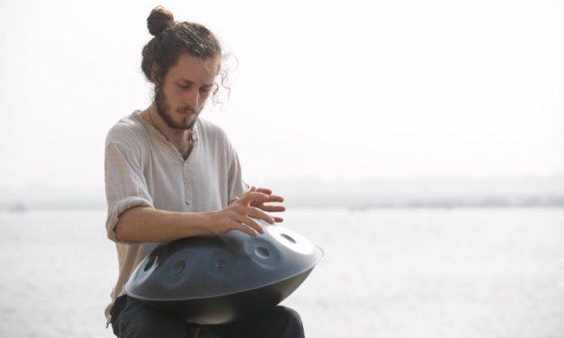 Alexander Mercks (Yatao) – Handpan Solo Berlin / 4.1.18 (DT)