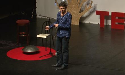 Handpan Präsentationen auf TEDx