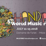 5th Handpan & World Music Festival – 11-15.07.2018 – Mèze(FR)