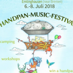 Handpan-Music-Festival von Baur & Brown / 6-8.7.2018 (DT)