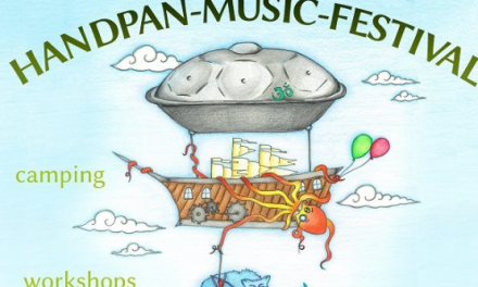 Handpan-Music-Festival von Baur & Brown / 6-8.7.2018 (DE)