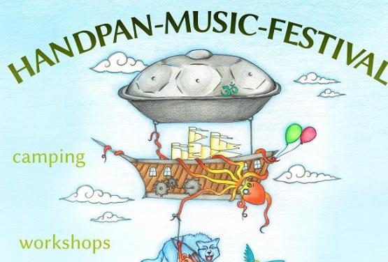 Handpan-Music-Festival von Baur & Brown / 6-8.7.2018 (DE)