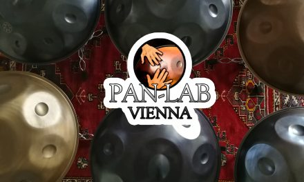 Handpan Anfänger Workshop im PAN LAB VIENNA | 28.4.18 (AT)
