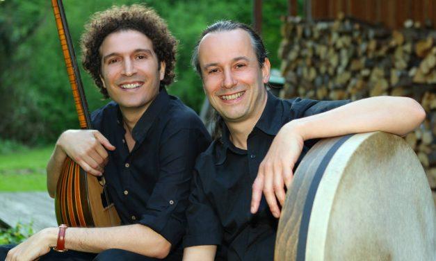 Salah Ammo und Peter Gabis – Weltmusik 5.5.2018 (AT)