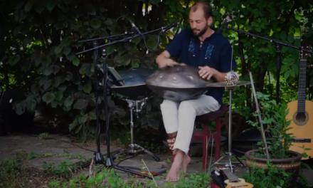 Heartbeat Music – Gartenkonzert mit Christian Amín Vàrkonyi / 30.6.18 Wien (AT)