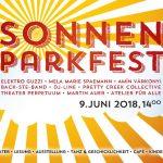 Amín Vàrkonyi beim Sonnenparkfest St.Pölten / 9.6.18