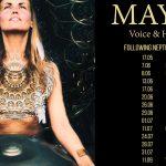 Mayiia – Voice & Handpan | 24.7.2018 | Wien (AT)