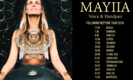 Mayiia – Voice & Handpan | 24.7.2018 | Wien (AT)