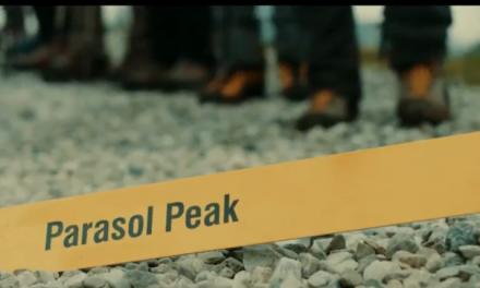 "Manu Delago News: Trailer ""PARASOL PEAK"""