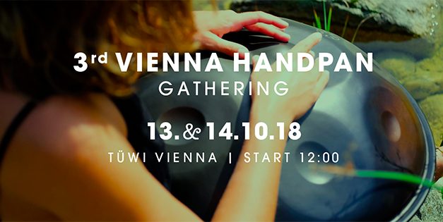 3rd Vienna Handpan Gathering