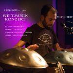 Workshop und Konzert 1.12 +2.12/ Aurach am Hongar (AT)