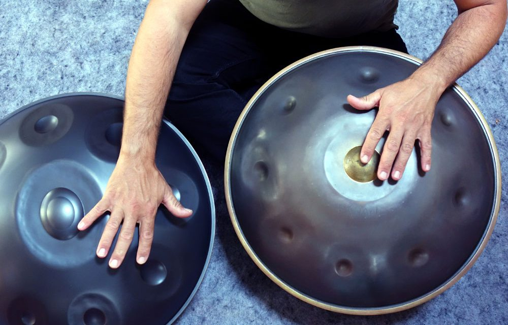 Handpan Workshops -Rhytmotop/ 18.11.18 und 13.1.2019 (AT)