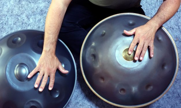 Handpan Workshop im Rhytmotop 23.11.2019 (AT)