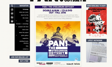 PAN! A feature length steelpan film
