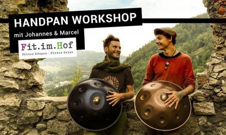 Handpan-Workshop (Beginners) 11.11.18 / Wels (AT)