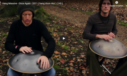 Some handpan youtube statistics / Nov. 2018