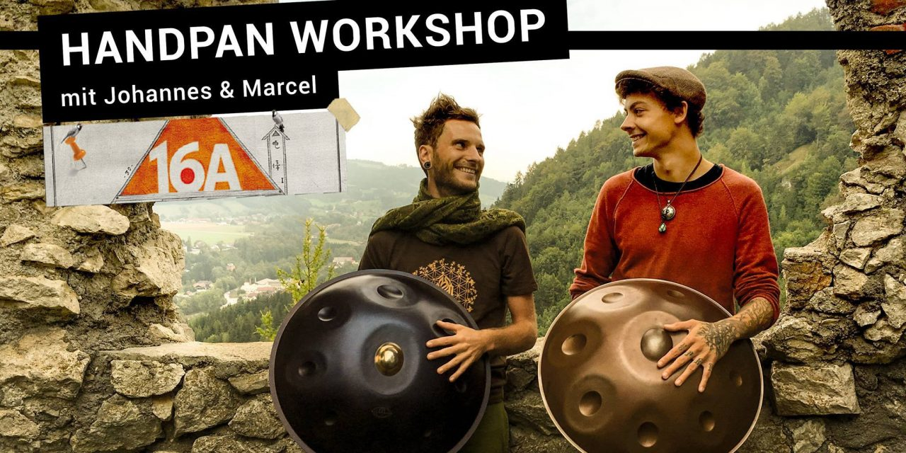 Handpan-Workshop (Beginners) – 24.11. / Kirchdorf a.d. Krems (AT)