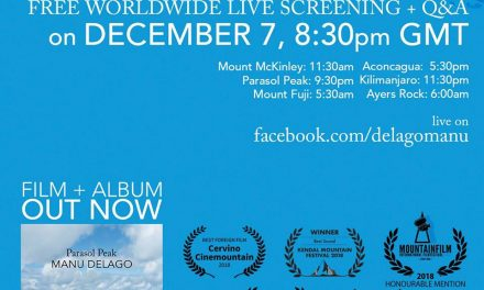 Parasol Peak Worldwide Live Screening + Q&A