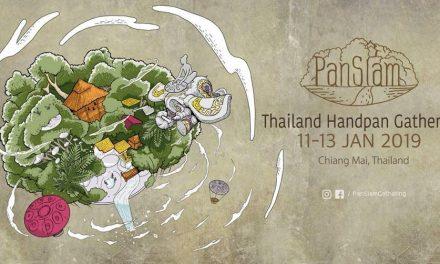 PanSiam Handpan Gathering 11.01-13.01/ Thailand