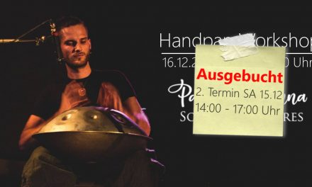 Handpan Workshop (Beginner) 16.12.18 / Wien (AT)