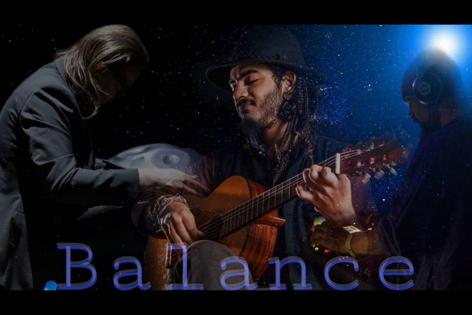 Balance – Handpan Guitar Concert 18.01.19/ Wien (AT)