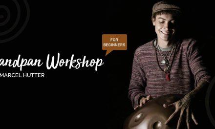 Handpan-Workshop (for beginners) Marcel Hutter / 16.02.19 Korneuburg (AT)