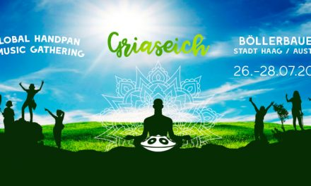 GRIASEICH – Free Flow Handpan & Music Gathering / 26.-28.07.19 (AT)
