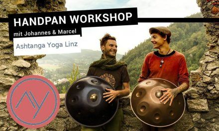 Handpan-Workshop (Beginners) – 26.5.19 /Linz (AT)
