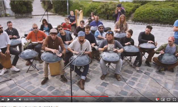 Video Sammlung: Handpan Gruppen