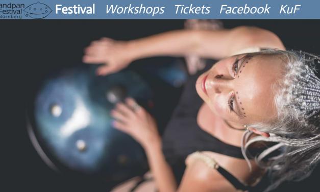 1.Handpan Festival Nürnberg – 15/16.11.2019 (DE)
